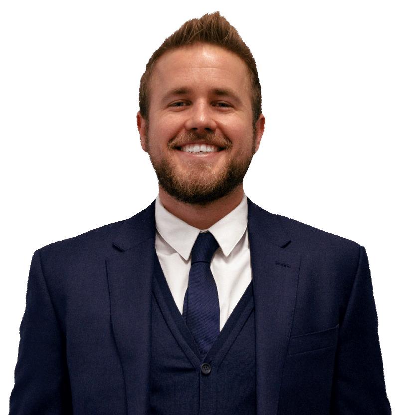 Pete Mugleston, director and mortgage specialist.